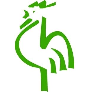 Grüner Gockel