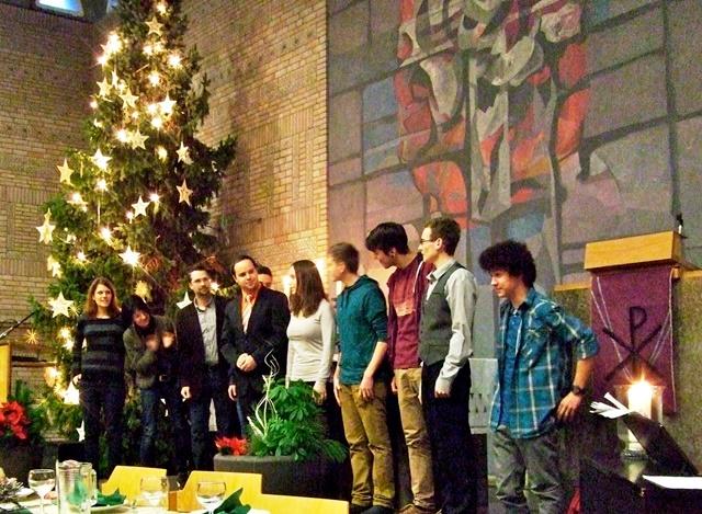 Jugendgottesdienst Weihnachten